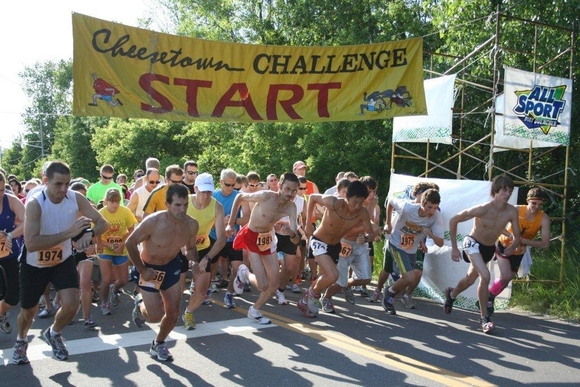 The highlight of the festival is the CheeseTown Challenge Races, which holds its 36th annual run this year.
