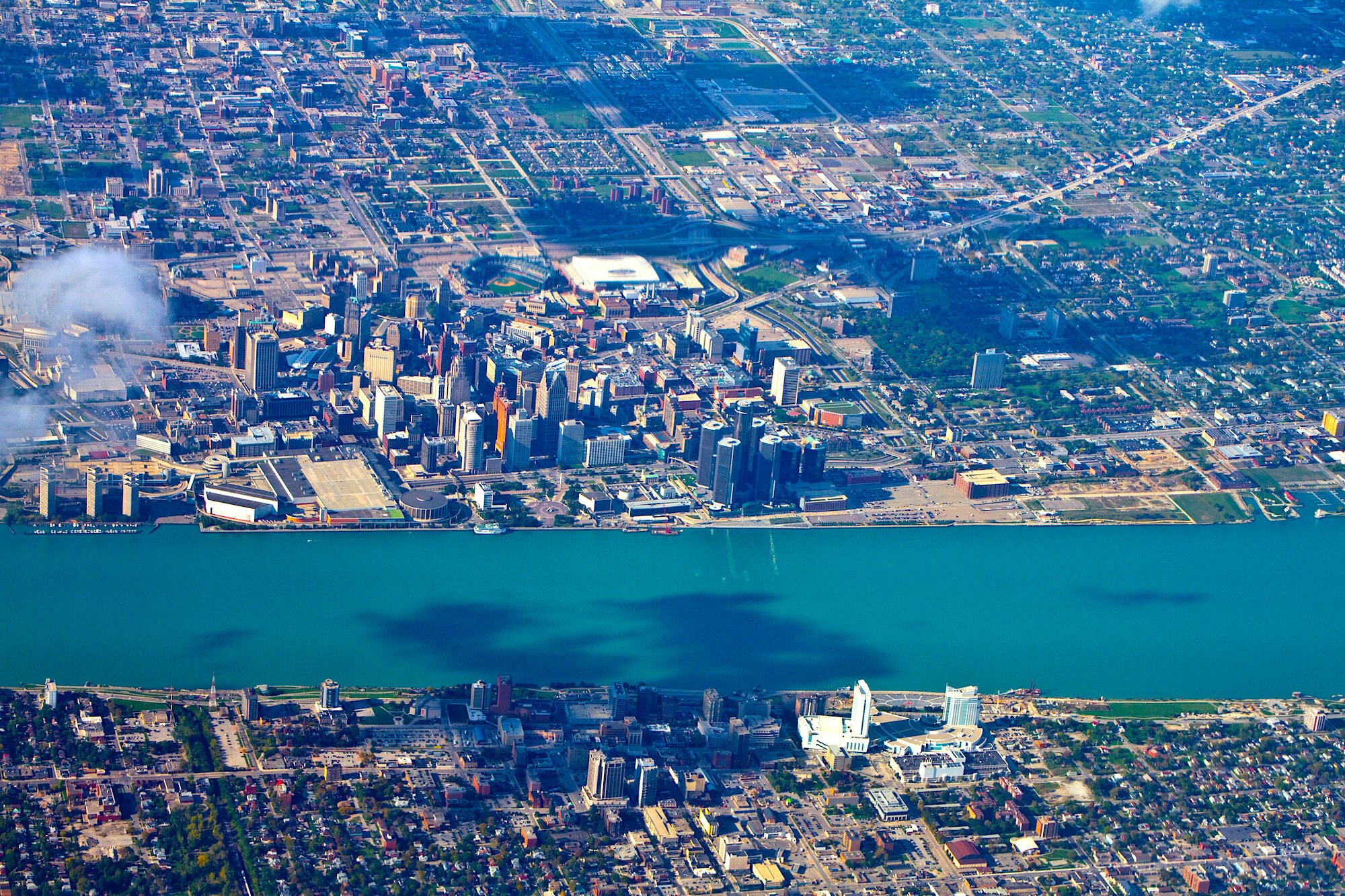 New Great Lakes climate change report suggests green infrastructure could help address equity issues - Concentrate