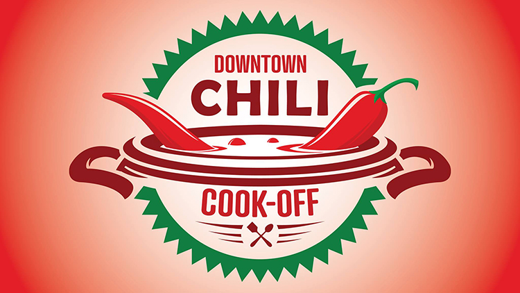 The cook-off happens this Saturday, February 21st.