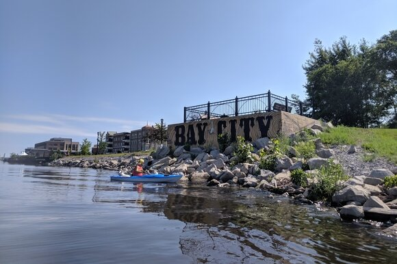 Float Paddle Center began renting kayaks and paddleboards during the Tall Ship Celebration.