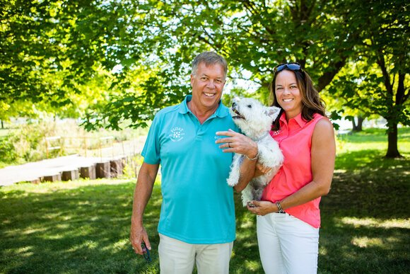 Kristi Kozubal and Rick Learman believe their new business helps people discover ways to enjoy time in the outdoors and on the Saginaw River.