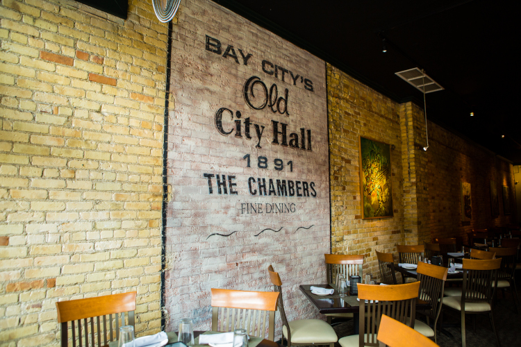 Old City Hall was Dave Dittenber's first restaurant.