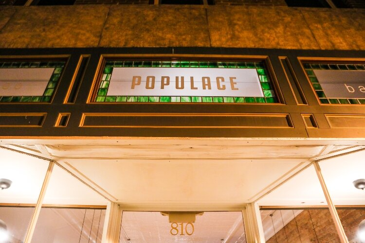 The Latte Art Thrown took place at Populace Bay City, 810 Saginaw St., on Jan. 31. The competition drew 16 competitors from as far away as Grand Rapids and Detroit.