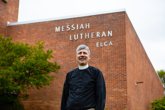 The Rev. Andreas Teich, pastor at Messiah Lutheran Church located in the Realtor Park area, expects residents to take advantage of the grant.
