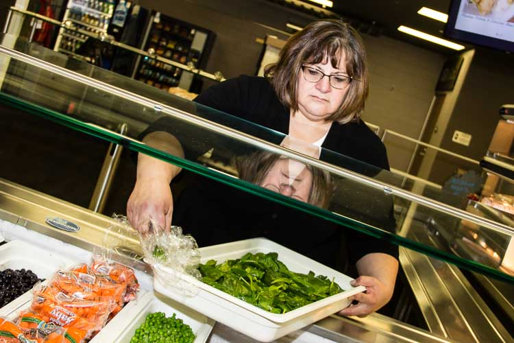 10 Cents A Meal introduces fresh Michigan produce to students, and supports local farmers, too.