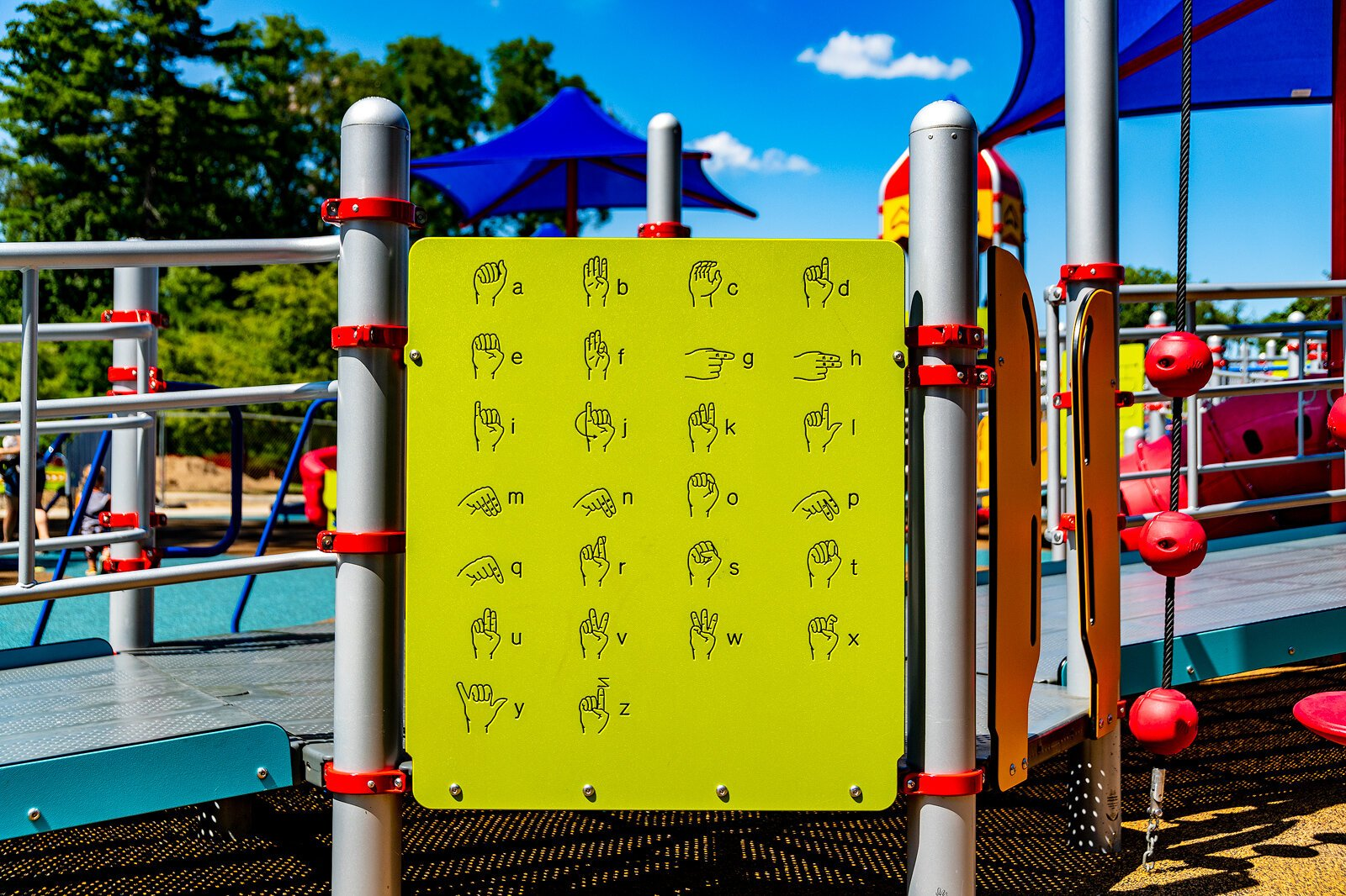 Scarlet's Playground at Dodge Park #5 in Commerce Township