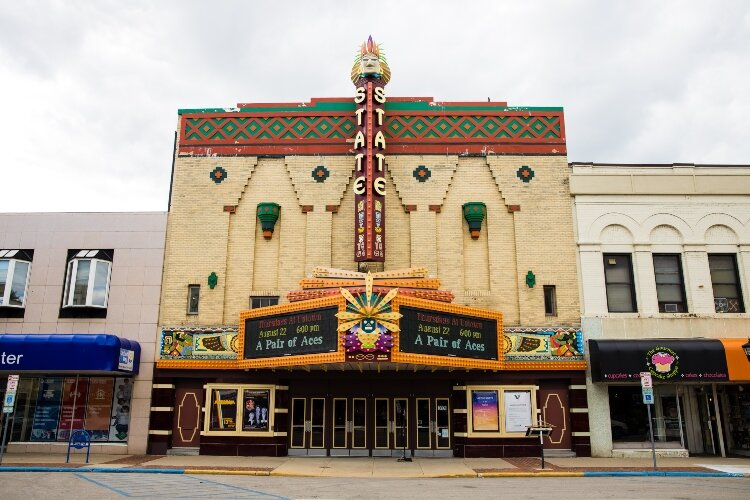 The Shorts Film festival takes place at the State Theater on Feb. 21.