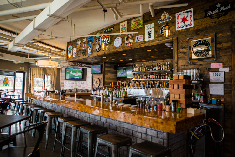 "Tavern 101 calls itself a ""beer-forward restaurant and bar."""