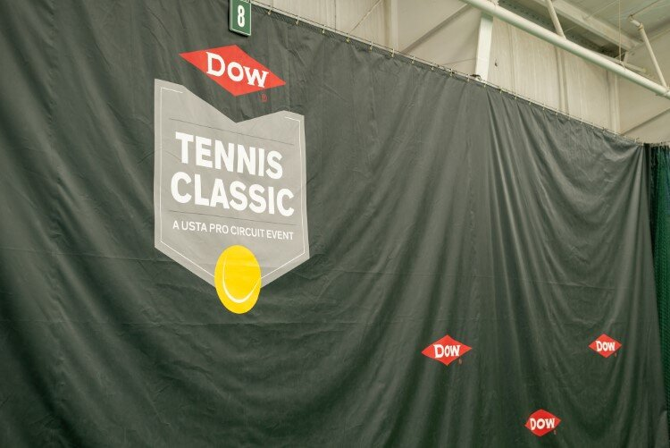 2020 is the 32nd year for the Dow Tennis Classic