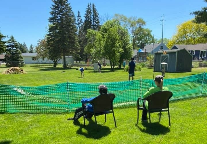 Play Wiffle Ball! When COVID-19 canceled sports, these ...