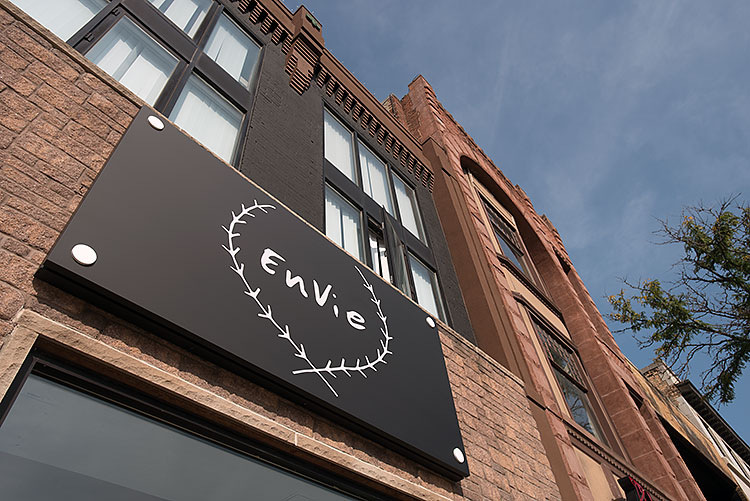 Envie in downtown Lansing - Photo Dave Trumpie