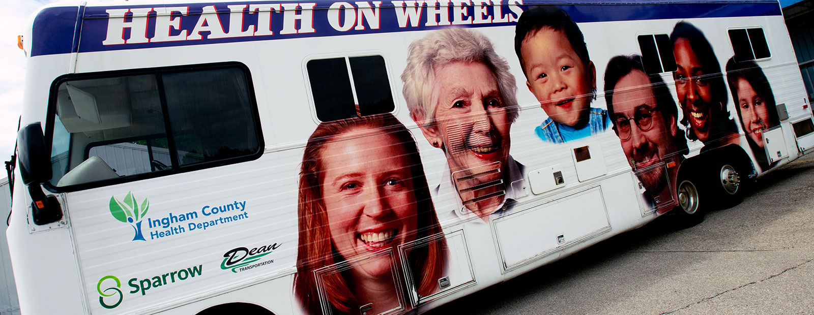 Lansing area's Mobile Health Clinic - Photo Dave Trumpie