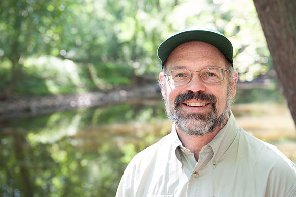 MSU Professor of Fisheries and Wildlife Dan Hayes