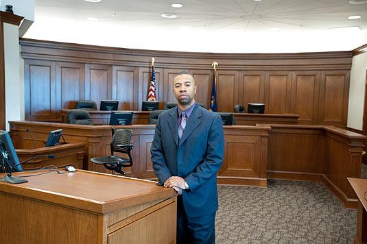 Teen court program to