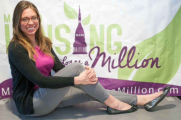 Lansing Rises To The Challenge Of Getting In Shape