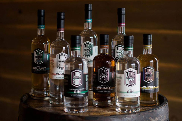 The many spirits of Long Road Distillers