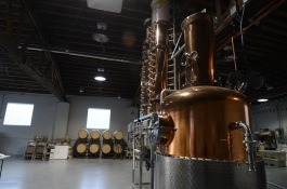 Ann Arbor Distilling Co production