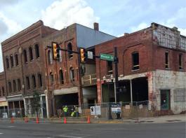 East Main Redevelopment demo