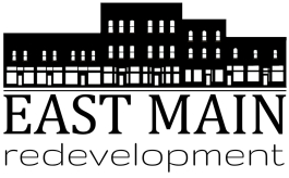 East Main Redevelopment logo