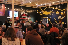 Wolverine State Brewing Co. taproom