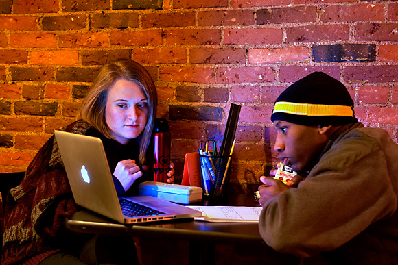 826michigan Drop-In Tutoring at Beezy's Cafe