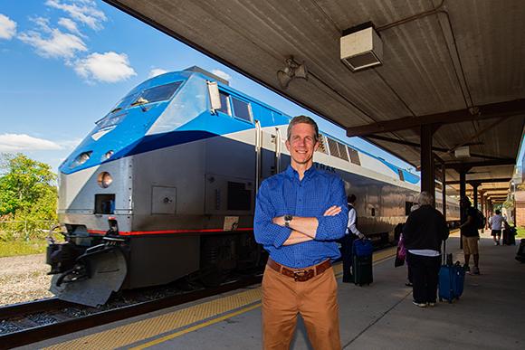 Choo Choo Choosing A New Home For Ann Arbors Amtrak Station