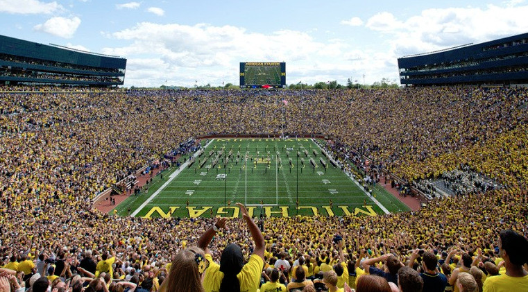 mgoblog discusses what the ada changes mean for michigan stadium ada changes mean for michigan stadium