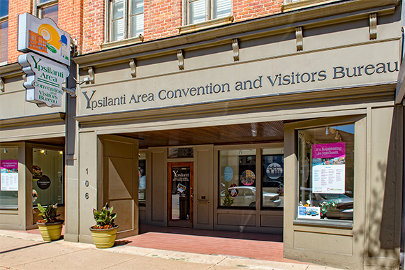 Ypsilanti Area Convention and Visitors Bureau