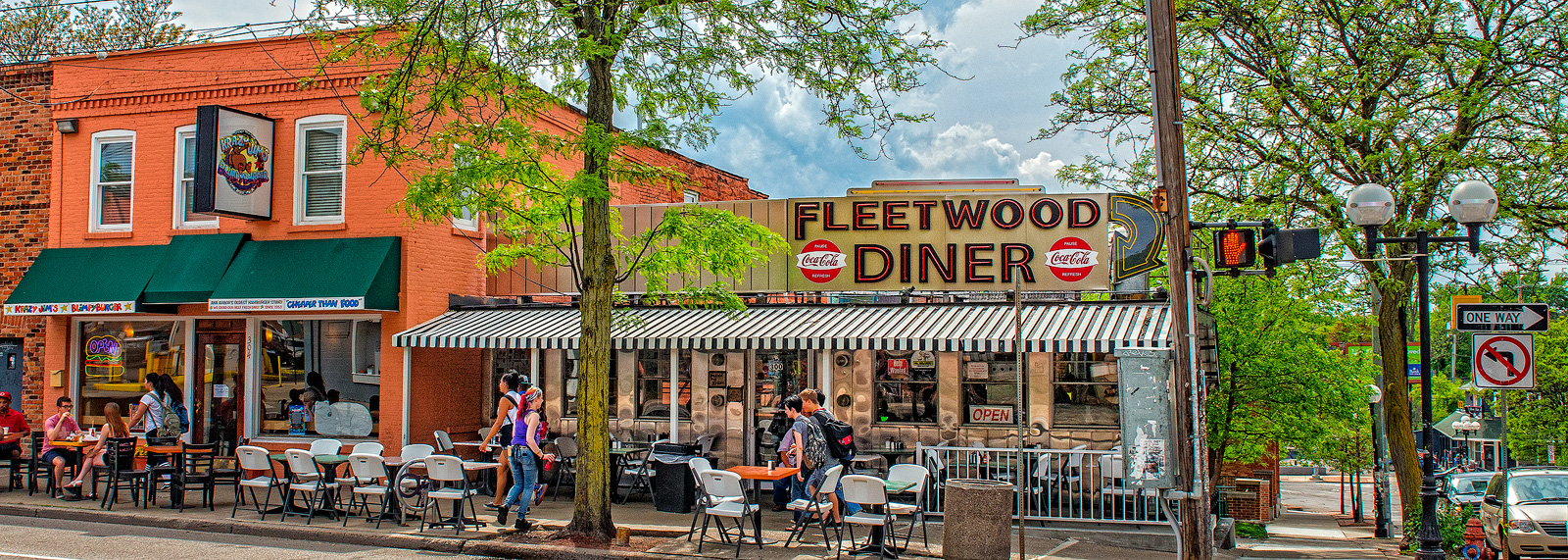 The Fleetwood Diner - Ann Arbor