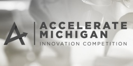 Accelerate Michigan logo