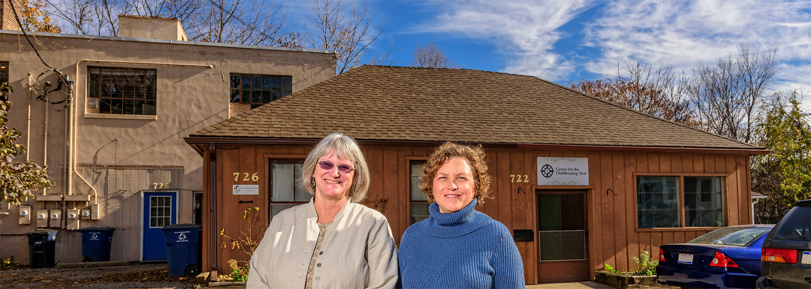 Patty Brennan and Merilynne Rush of After Death Home Care