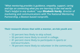 Courtesy of National Mentoring Partnership, Boston.