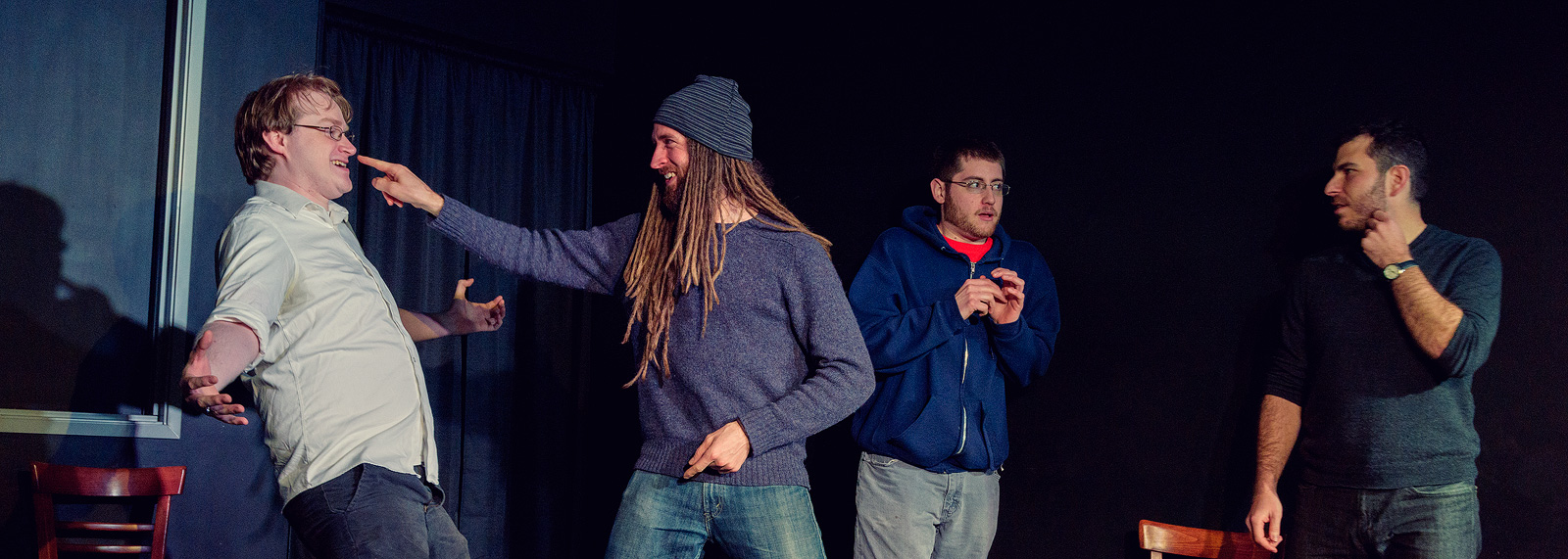 Improv Jam at Pointless Brewery and Theatre