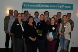 2017's Environmental Excellence Award recipients.