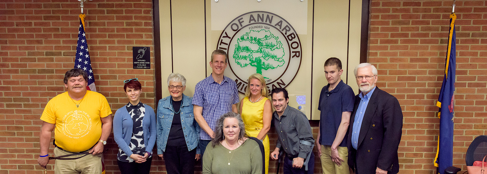 The Ann Arbor Commission on Disability Issues