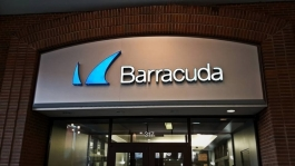 The entrance to Barracuda's office in downtown Ann Arbor.