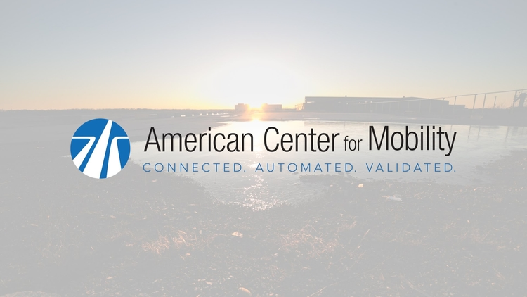 American Center for Mobility logo.