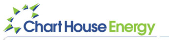 Chart House Energy logo.