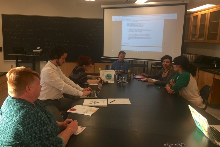 The Sustainability Planning Subcommittee meets on Aug. 17.