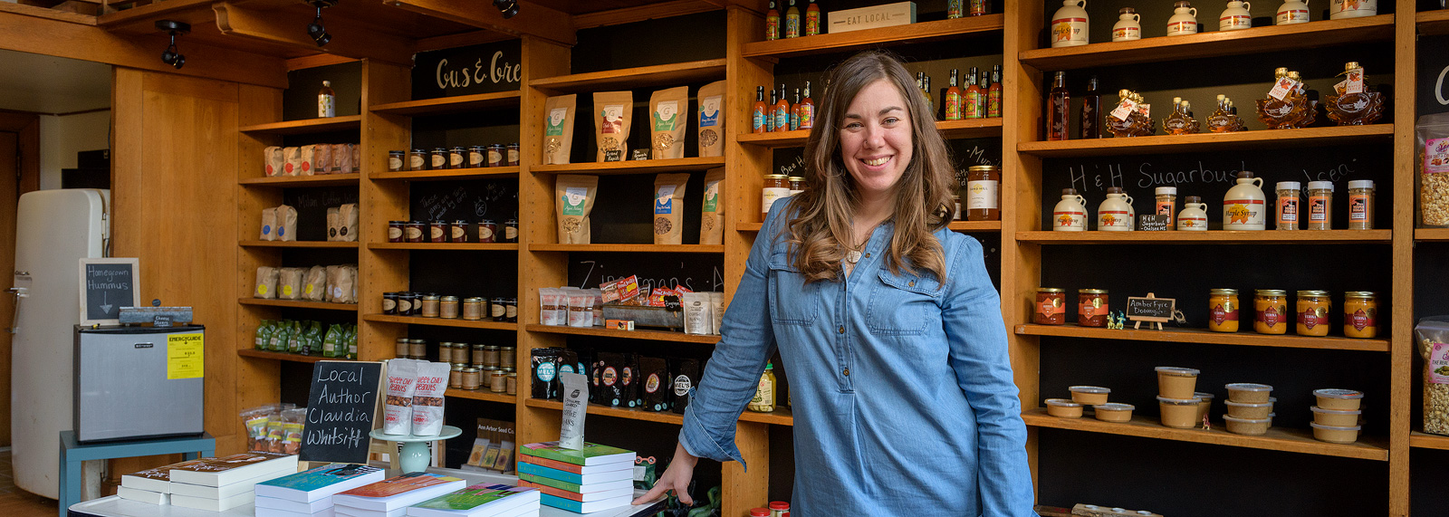 McPherson Local co-owner Jen McPherson.