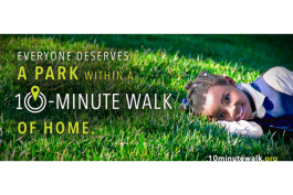 10-Minute Walk campaign image.