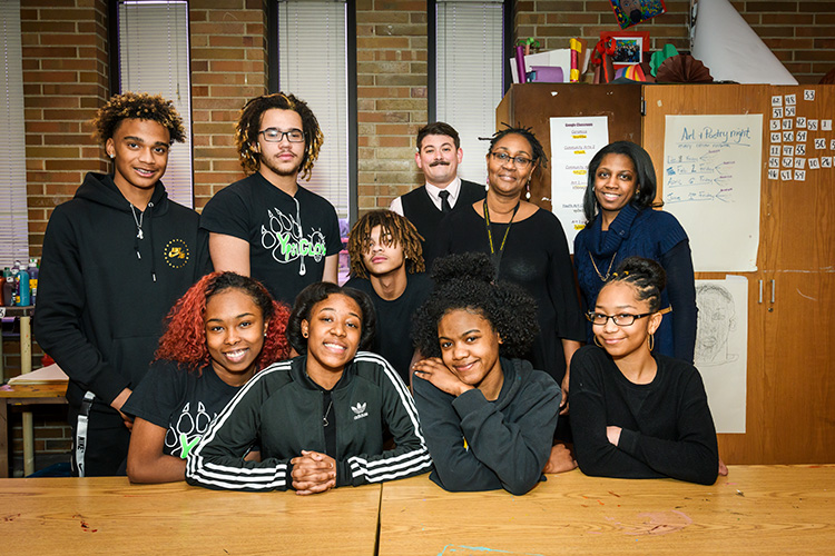 Ypsi schools revive local chapter of national organization