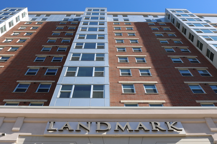 Ann Arbor's Landmark apartments are serviced by Synergy Fiber.