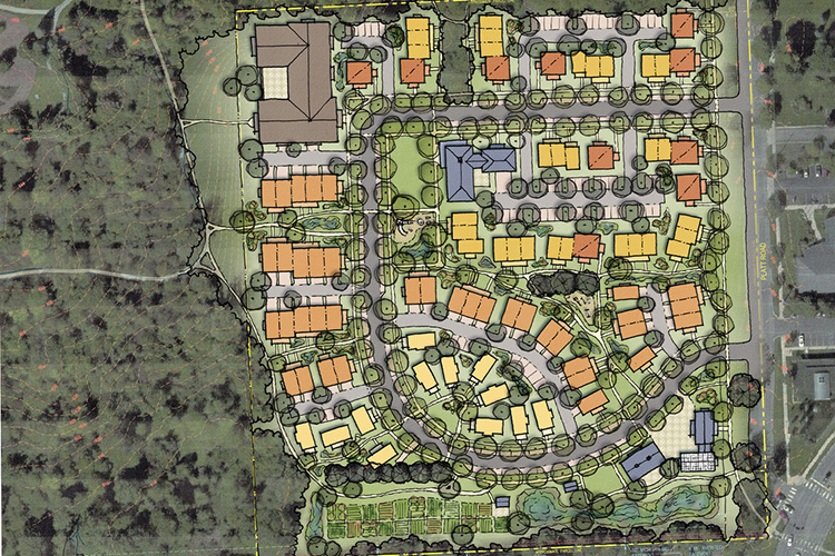 Plans for Veridian at County Farm