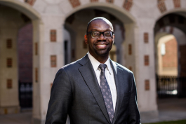 Garlin Gilchrist II, executive director of the Center for Social Media Responsibility.