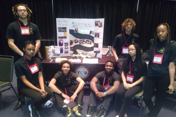 Ypsi's National Society of Black Engineers Jr  wins