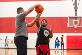 East Washtenaw Basketball League at Ypsilanti Community Middle School