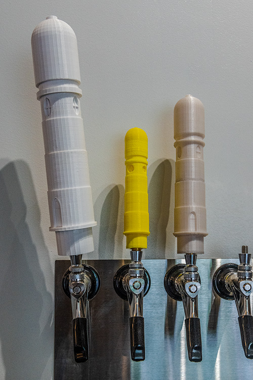 Taps at 734 Brewing Company