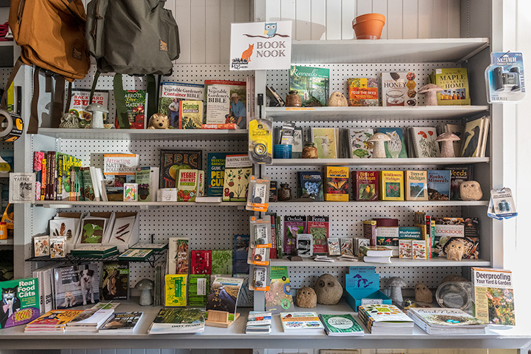 Books at Downtown Home & Garden