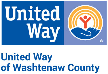 United Way of Washtenaw County logo.